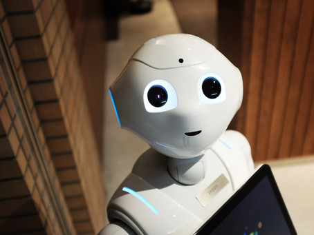 Are the Robots coming for Voiceover?