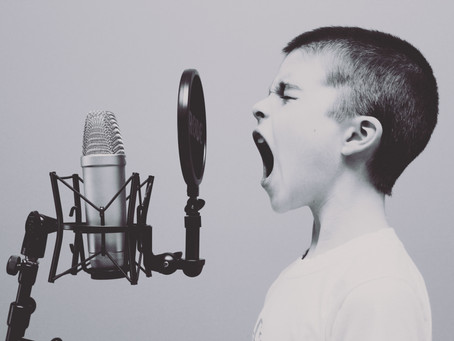 What's it like being a working Voiceover Artist?