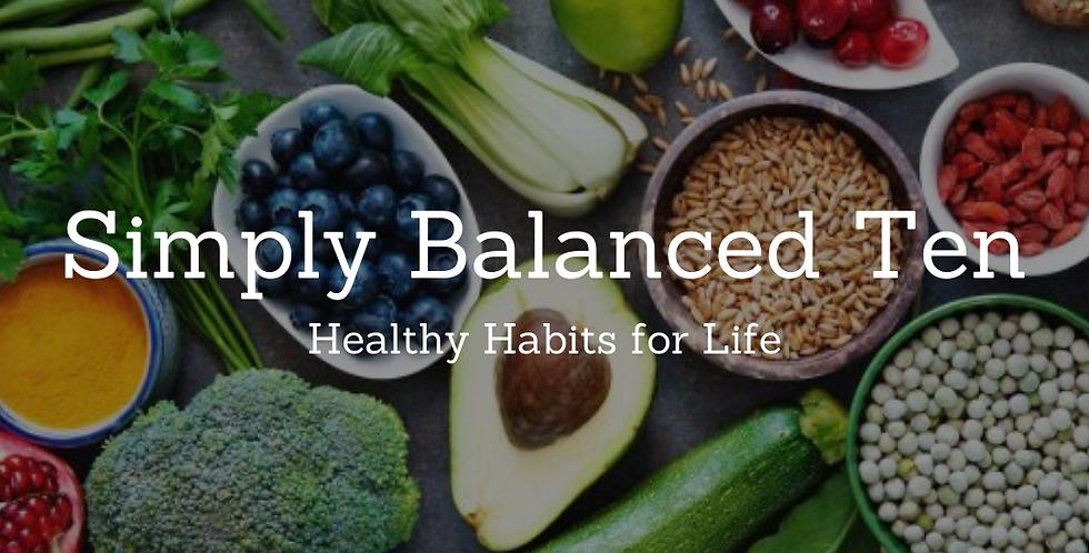 Simply Balanced Ten