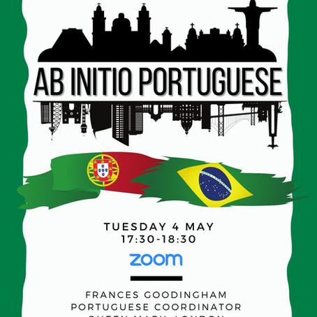Ab initio workshop series - Portuguese!