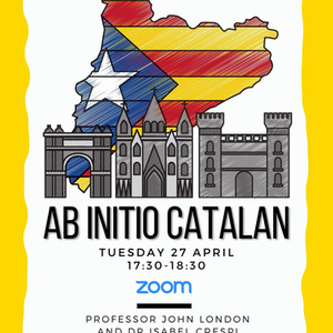 Ab initio workshop series - Catalan!