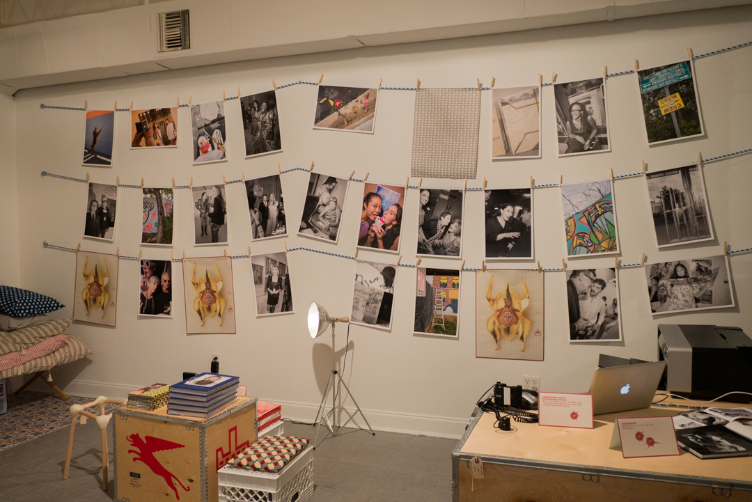pop-up gallery. 2014