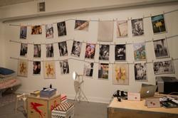 pop-up gallery. 2014