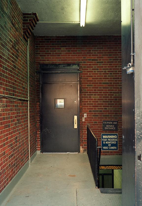 Service Entrance #6, 2001