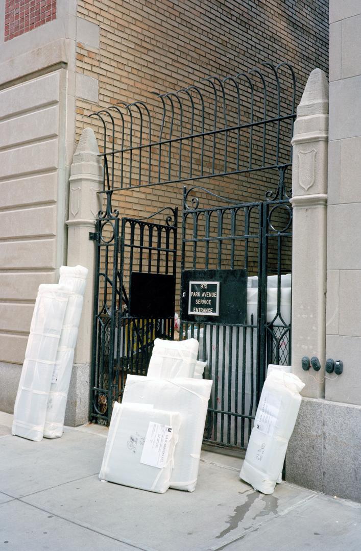 Service Entrance #9, 2001