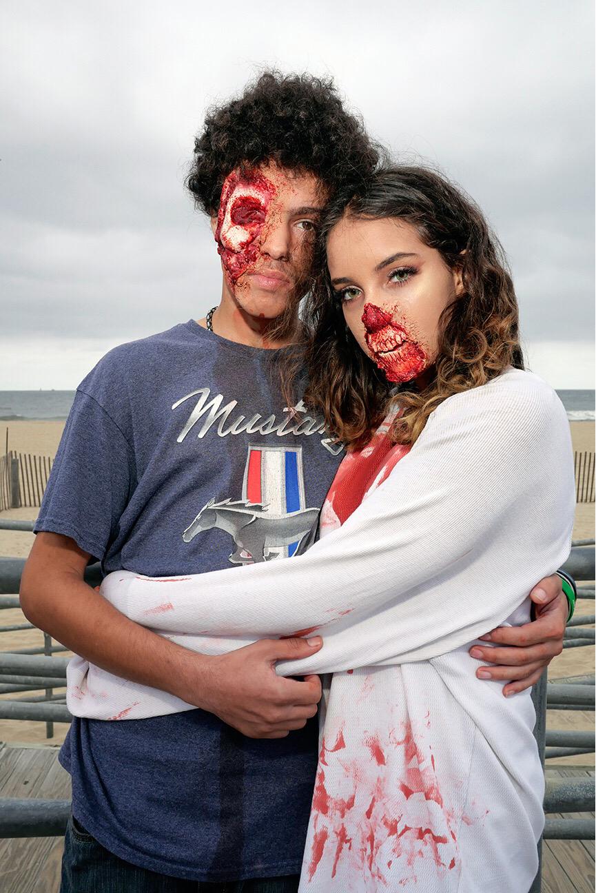 Zombie Couple, 2017