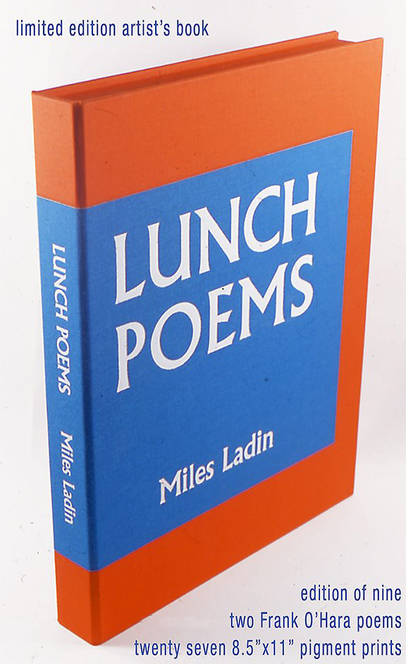 Lunch Poems, 2001