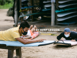 LEVEL 1 : TRY SURF