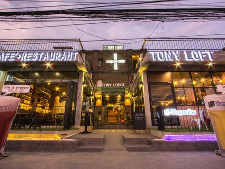 SURF & STAY : TONY LODGE KHAOLAK