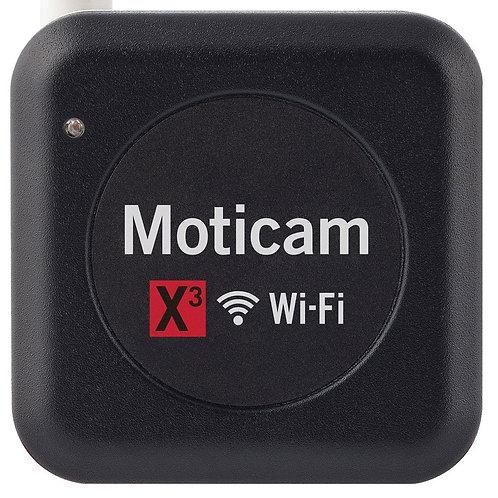 Moticam X3 para RED 223