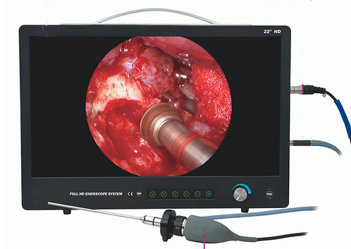 Endoscopia Rígida VET CLARO