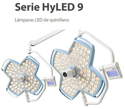 Mindray Lámpara de cirugía HyLED 9