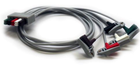 Cable ECG 5 Lead Clip