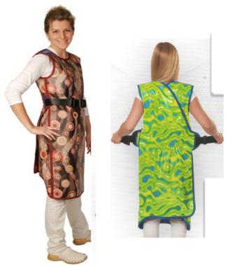 Delantal Modelo Tipo Abrigo Protección Standard o Ligero