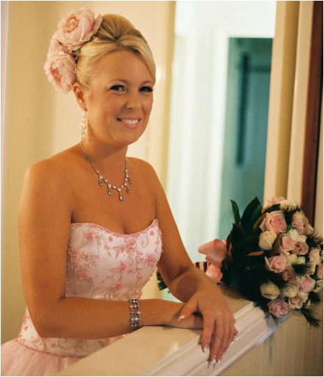 Beautiful Bride - Angela