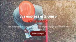 A sua empresa está com o AVCB válido?