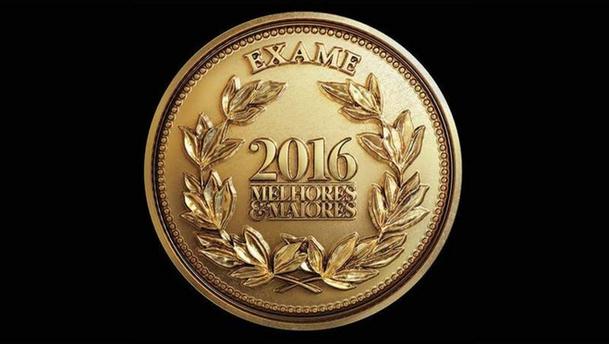 A Campoy Tecnologia esteve presente no evento Maiores e Melhores Empresas 2016 - Revista Exame