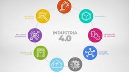 Conheça os nove pilares da Indústria 4.0 e sua relevância para a atividade industrial.