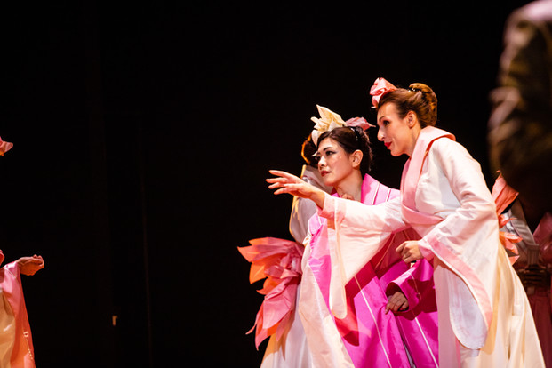Madama Butterfly (Cio-Cio-San)
