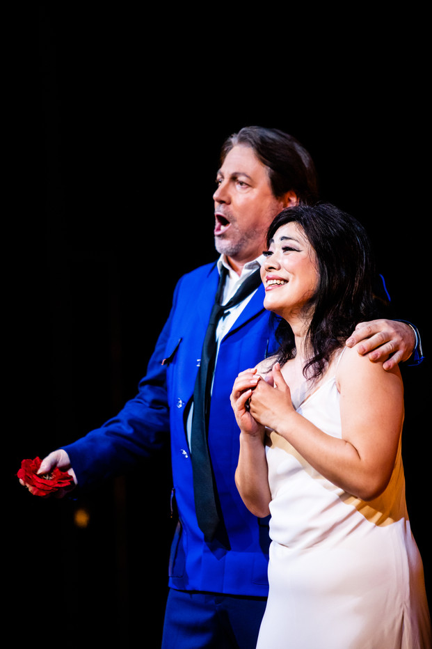 《蝶々夫人》Madama Butterfly at SNG Ljubulianaスロヴェニア国立バレエ・オペラ劇場