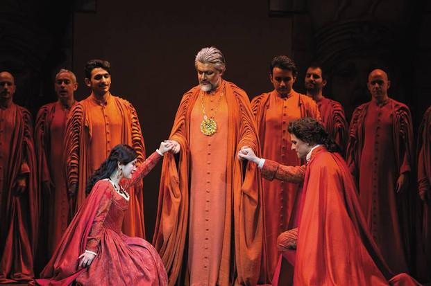 Mozart: Die Zauberflöte (Pamina) [11, 13 Nov2016]