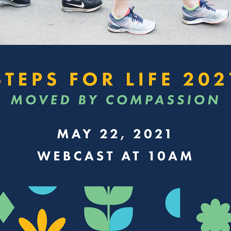 Steps for Life - First Image