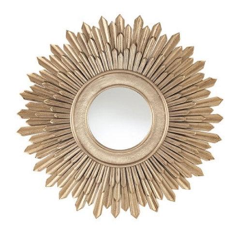 Pacific Starburst wall mirror
