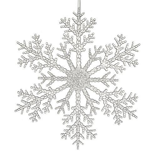 Large Snowflake Hanger