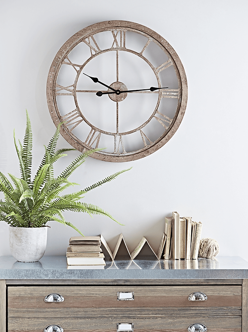 Coach house clock