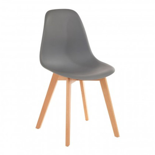 Nordic grey chair