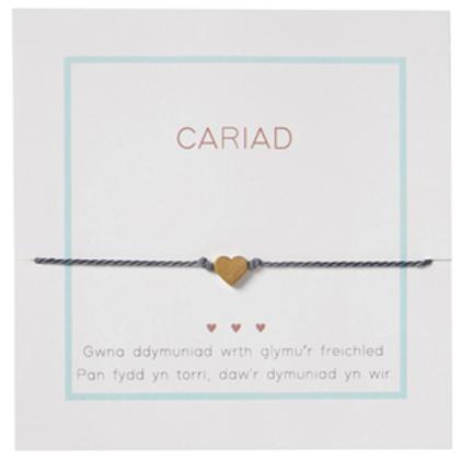 Cariad bracelet