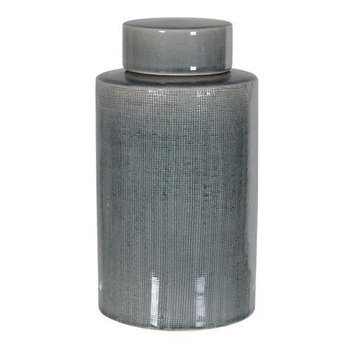 Medium lidded jar