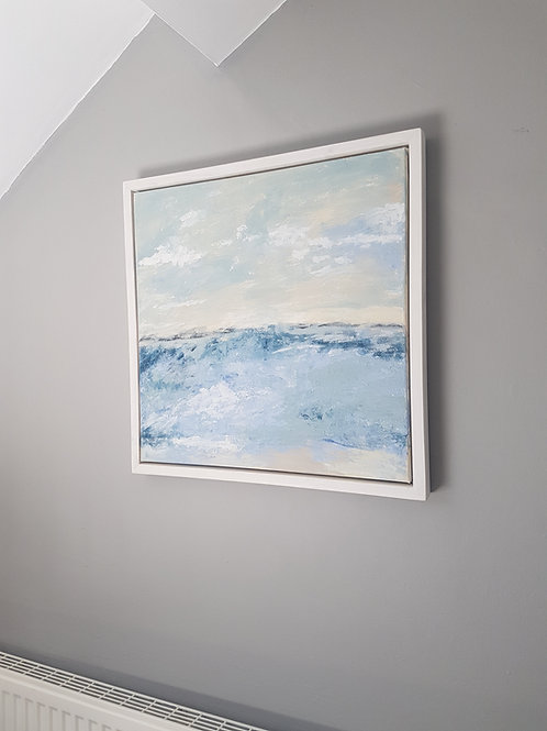 Sea scape original painting