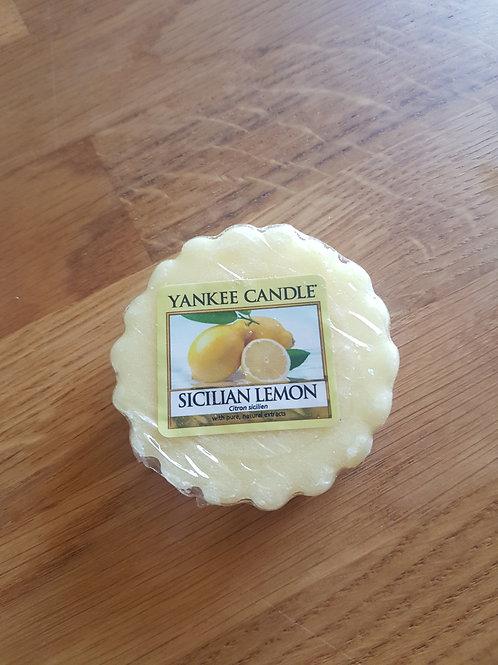 Copy of Yankee tartlet - Sicilian lemon