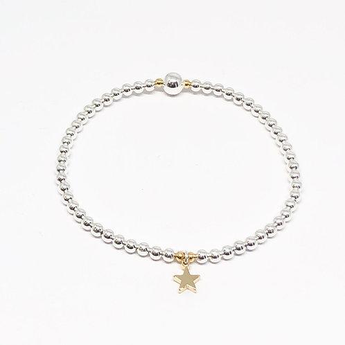 Maisy Mini Star Bracelet - Gold