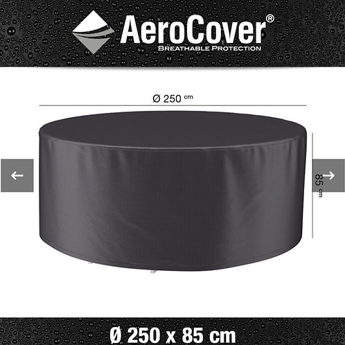 Pacific Aerocover round garden set