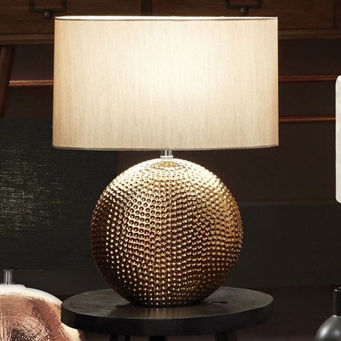 Pacific Mabel Textured ceramic table lamp