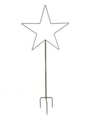 Large Star Stake