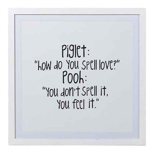 Piglet & Pooh