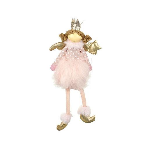 Angel In Fluffy Skirt