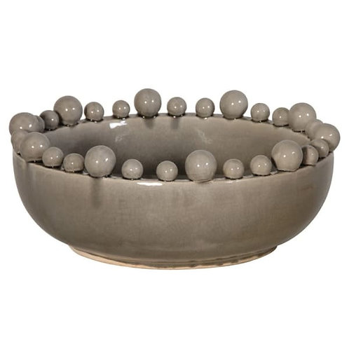 Bobble bowl country grey