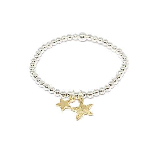 Grace Star Bracelet - Gold