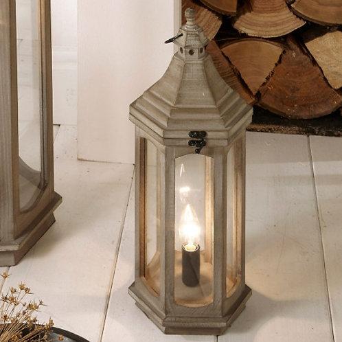 Pacific Adaline antique grey table lamp