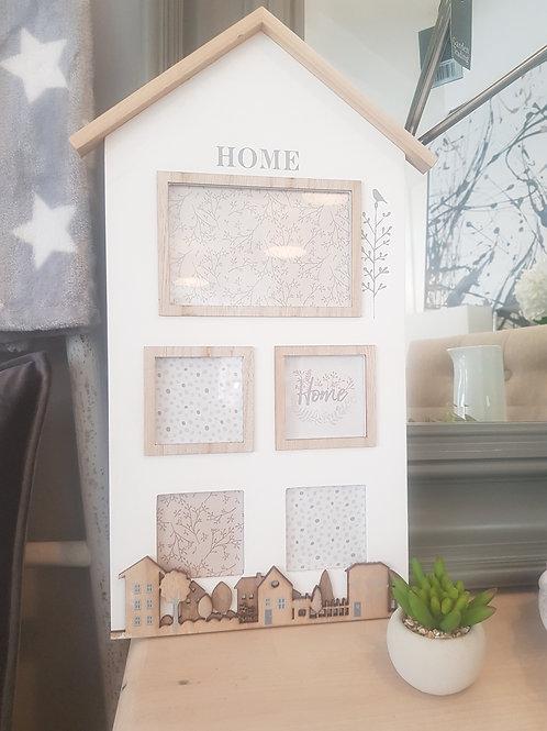 Multiple home frame