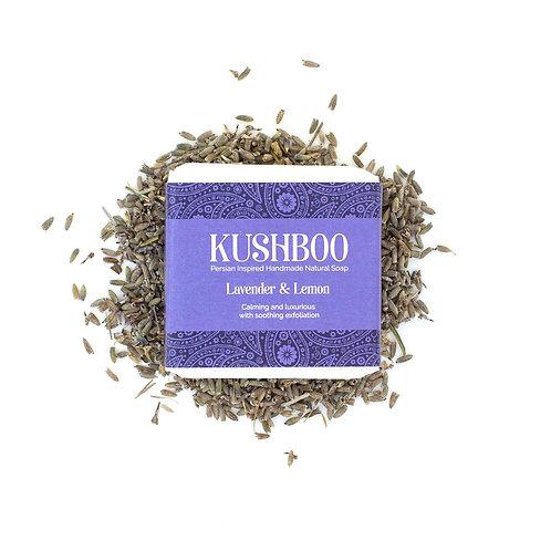Lavender & Lemon Luxury Soap