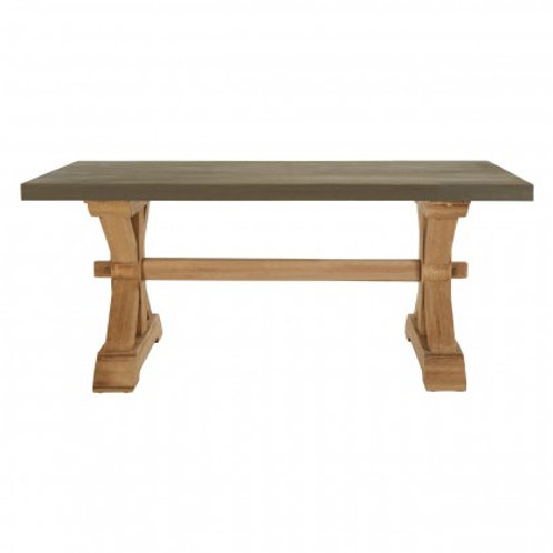 Stately dining table