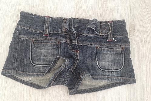 worn denim hotpants from uk pantyseller misssmithxxx worn and used fetish clothing
