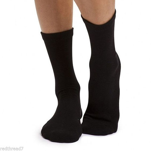BLACK USED WORN SOCKS