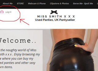 Exclusive Discounts on Used Panties for Site Members