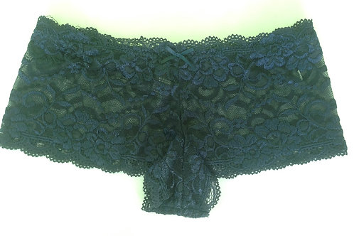 NAVY LACE used panties from uk pantyseller misssmithxxx